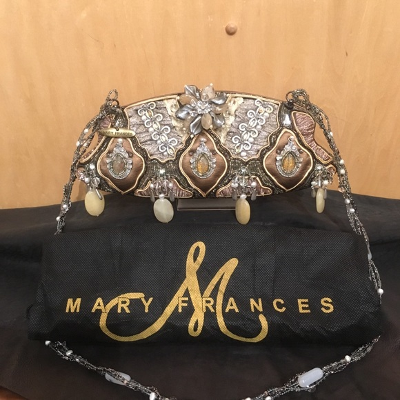 Mary Frances Handbags - 🌲EUC RARE MARY FRANCES Marie Antoinette Bag🌲